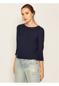 Niebieski sweter klasyczny Weekend Max Mara
