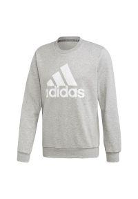 Bluza Adidas długa, z długim rękawem, sportowa