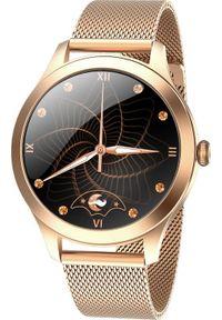 Biały zegarek Gino Rossi smartwatch