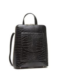 Czarny plecak Creole