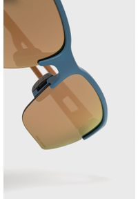 Uvex - Okulary Sportstyle 805. Kształt: prostokątne. Kolor: beżowy