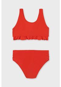 Czerwony strój dwuczęściowy Mayoral