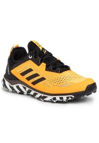 Pomarańczowe buty do biegania Adidas Adidas Terrex