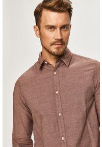 Koszula PRODUKT by Jack & Jones z klasycznym kołnierzykiem, długa, na co dzień, z długim rękawem #5