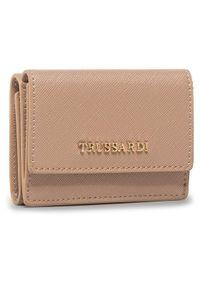 Beżowy portfel Trussardi Jeans