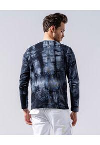 GUNS & TUXEDOS - Szara bluza Carramba Gris. Kolor: szary. Materiał: tkanina. Długość rękawa: długi rękaw. Długość: długie