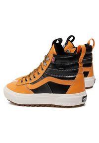 Vans Sneakersy Sk8-Hi Mte 2.0 Dx VN0A4P3I2NF1 Pomarańczowy. Kolor: pomarańczowy. Model: Vans SK8