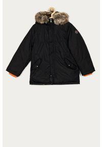 Czarna kurtka Polo Ralph Lauren polo