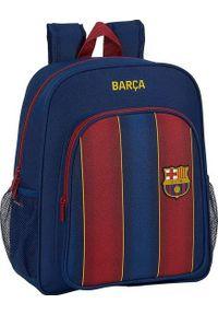 FC Barcelona Plecak szkolny F.C. Barcelona 20/21 Kasztanowy Granatowy. Kolor: niebieski, brązowy, wielokolorowy