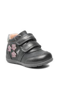 Geox Sneakersy B Elthan G. B B161QB 0NFBC C9002 Szary. Kolor: szary