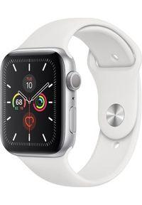 Biały zegarek APPLE smartwatch