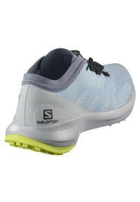 salomon - Buty biegowe Salomon Sense Flow W L40966900. Okazja: na spacer. Zapięcie: sznurówki. Materiał: materiał. Szerokość cholewki: normalna. Wzór: gładki. Sport: bieganie, turystyka piesza