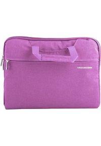 Fioletowa torba na laptopa MODECOM #1