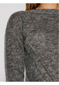 iBlues Sweter Sunrise 73660707 Szary Regular Fit. Kolor: szary