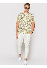 Only & Sons T-Shirt Iason 22016762 Żółty Slim Fit. Kolor: żółty #3