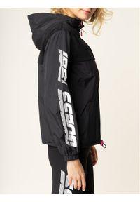 Czarna kurtka przejściowa Guess sportowa