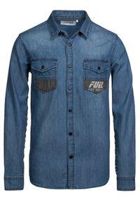 Niebieska koszula Primigi