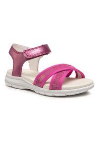 Geox Sandały J S.Sukie G. B J020VB 0AJAS C8002 S Różowy. Kolor: różowy