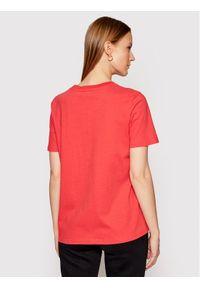Superdry T-Shirt Collegiate Athletic Union W1010422A Czerwony Regular Fit. Kolor: czerwony