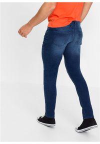"""Dżinsy dresowe Skinny Fit Straight bonprix niebieski """"stone"""". Kolor: niebieski #6"""