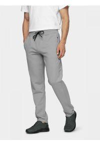 Szare spodnie dresowe outhorn