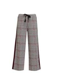 Deha - Spodnie DEHA EXPRESSION. Materiał: tkanina. Wzór: aplikacja, nadruk. Styl: sportowy