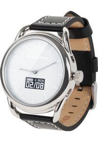 Krüger&Matz - Smartwatch Kruger&Matz Hybrid KM0419S Czarny (KM0419S). Rodzaj zegarka: smartwatch. Kolor: czarny