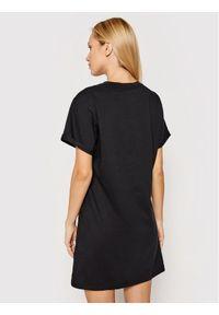 DKNY Sport Sukienka codzienna DP1D4458 Czarny Regular Fit. Okazja: na co dzień. Kolor: czarny. Typ sukienki: proste, sportowe. Styl: sportowy, casual