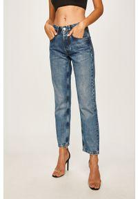 Niebieskie jeansy loose fit Pepe Jeans