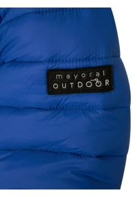 Niebieska kurtka puchowa Mayoral