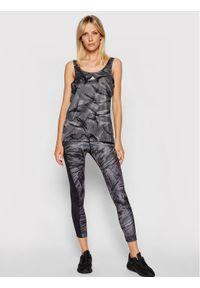 Adidas - adidas Top Designed 2 Move Camouflage GL3779 Szary Regular Fit. Kolor: szary