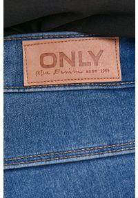 only - Only - Jeansy Royal. Kolor: niebieski