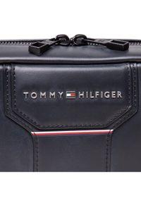 TOMMY HILFIGER - Tommy Hilfiger Torebka Th Commputer Tech Pouch AM0AM07622 Czarny. Kolor: czarny