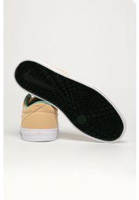 Sneakersy Nike Sportswear z okrągłym noskiem, z cholewką, na sznurówki