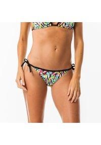 OLAIAN - Dół kostiumu kąpielowego SOFY TOBI COOK damski. Kolor: zielony. Materiał: poliester, elastan, poliamid, materiał