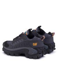 Szare sneakersy CATerpillar z cholewką, na co dzień