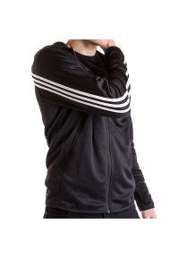 Bluza Adidas długa, z kapturem, z długim rękawem