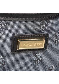 U.S. Polo Assn - Torebka U.S. POLO ASSN. - Hampton Shopping w/Pouch BEUHD5142WVG000 Black. Kolor: szary. Materiał: skórzane. Styl: klasyczny