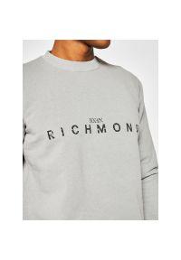 Szara bluza John Richmond