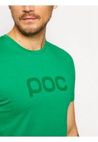 Zielony t-shirt POC