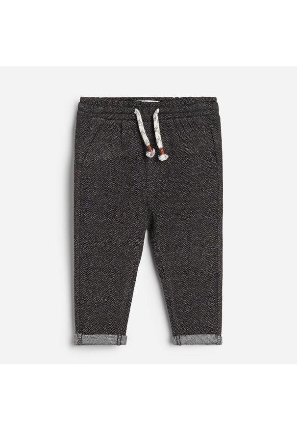 Spodnie Reserved jodełka