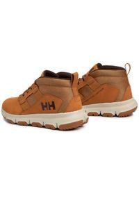 Brązowe sneakersy Helly Hansen