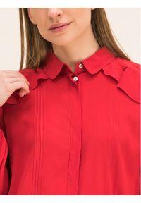 iBlues Koszula 71161096 Różowy Regular Fit. Kolor: różowy