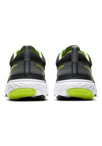 Buty do biegania męskie Nike React Miler 2 CW7121. Okazja: na co dzień. Materiał: guma. Szerokość cholewki: normalna. Sport: fitness, bieganie