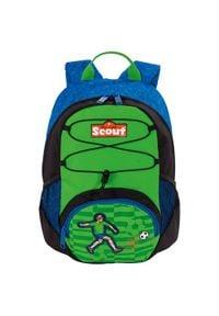 Scout Plecak dziecięcy , ergonomiczny motyw piłkarza