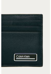 Niebieski portfel Calvin Klein