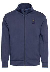 Blauer Bluza 21SBLUF01119 005662 Granatowy Regular Fit. Kolor: niebieski