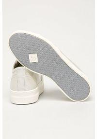 GANT - Gant - Tenisówki Leisha. Nosek buta: okrągły. Zapięcie: sznurówki. Kolor: szary. Materiał: guma