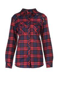 Czerwona koszula Born2be
