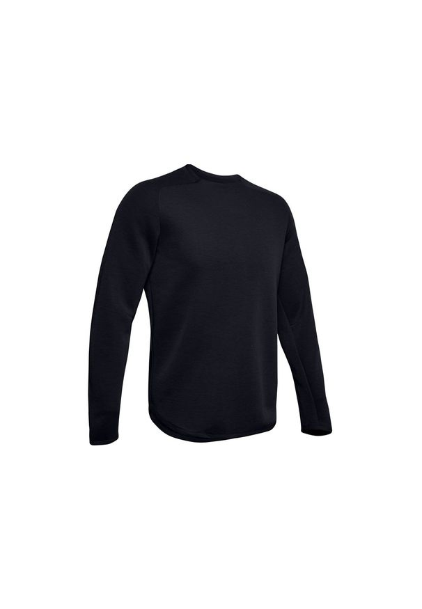 Czarna bluza Under Armour w kolorowe wzory